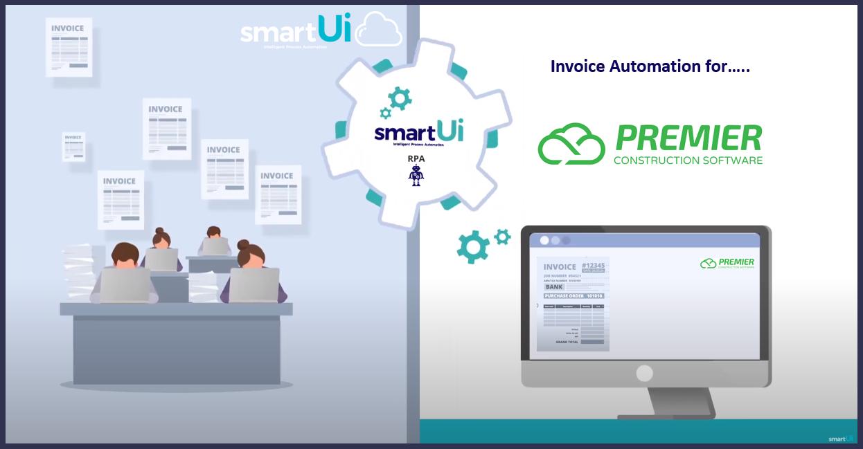 Jonas Premier Invoice Automation